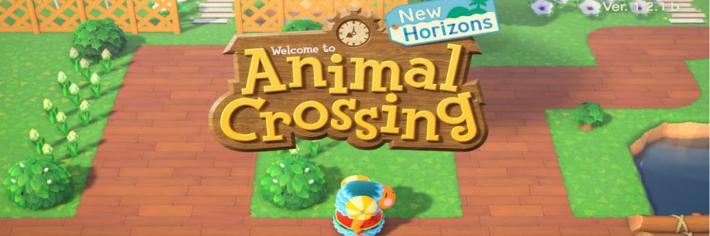 Nintendo's Animal Crossing: New Horizons on Switch