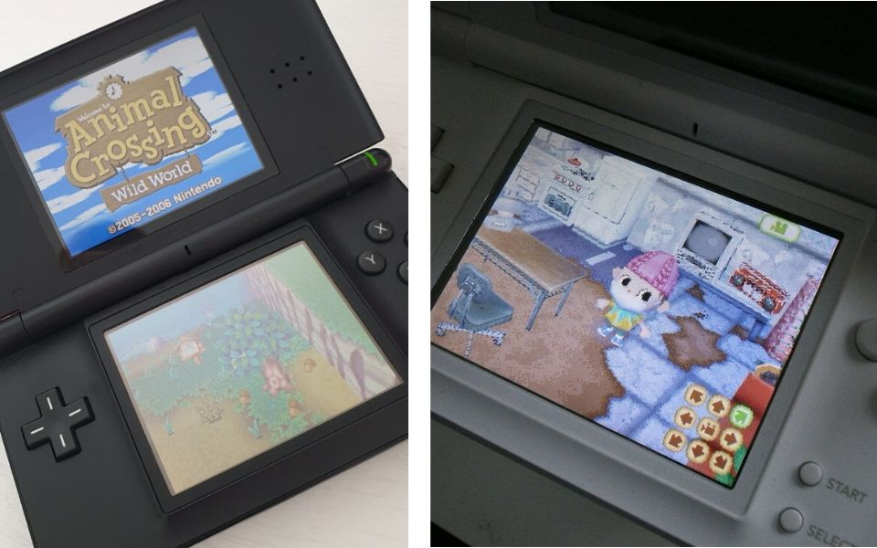 Animal Crossing: Wild Word on Nintendo Ds