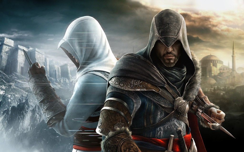 Screen Grab of Assassin's Creed Video Game
