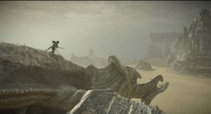 Shadow of the Colossus Gameplay