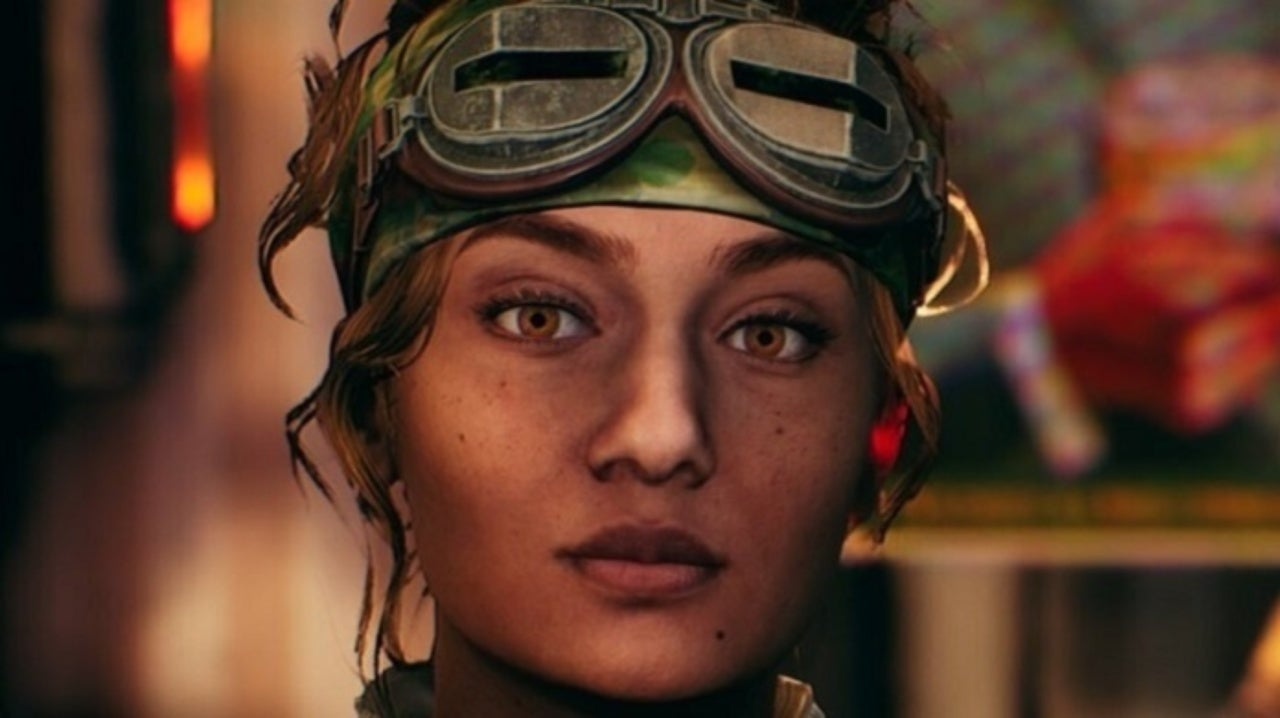 Parvati from The Outer Worlds, Obsidian Entertainment, Private Division